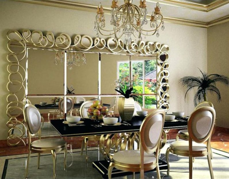 Interior Design When To Use Mirrors And When Not Use To Mirrors throughout ucwords]