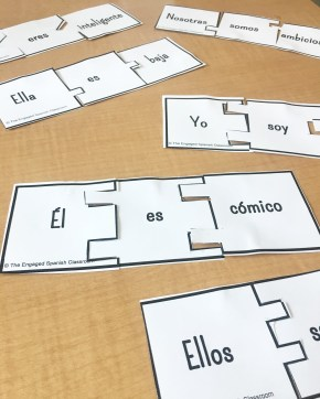 Introducing Vocabulary In Spanish Class The Engaged with [keyword
