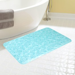 Kuber Industries Non Slip Bathroom Matbathtub Matshower in 29+ Old Fashioned Bath Tub Mat