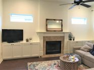 Living Room Built In Cabinets Buck The Builder regarding 30+ Best Living Room Cabinets