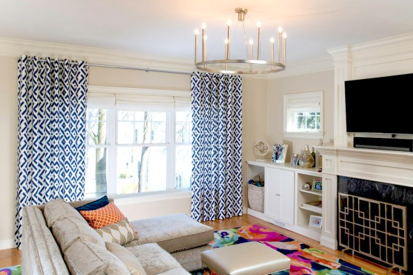 Living Room Curtain Ideas The Shade Store Blog with regard to 13+ Amazing Living Room Curtains