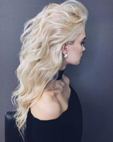 Lovely Wavy Perm Long Hairstyles Best Hairstyles For Long Hair regarding 13+ Funky Long Hairstyles