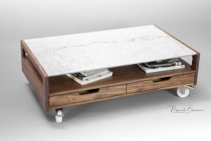 Marble Coffee Table Center Table Living Room Table Made Of within 24+ Nice Living Room Tables