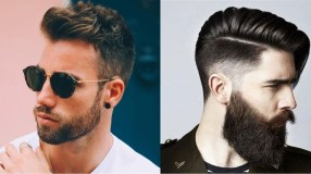 Mens New Trendy Hairstyles 2018 Most Stylish Hairstyles For Guys with ucwords]