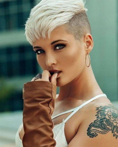 Newest Hairstyles Haircuts And Hair Colors For Short Hair 2018 pertaining to 28+ Enchanting Newest Hairstyles