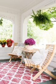 Our Fall Front Porch Decor The Sweetest Occasion intended for 10+ Imaginative Fall Porch Decorating Ideas To Make Yours Unforgettable