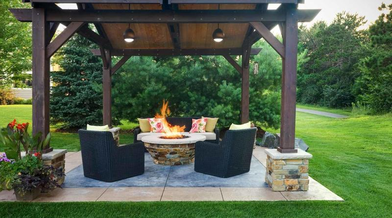 Outdoor Living Rooms Minneapolis St Paul Southview Design within [keyword
