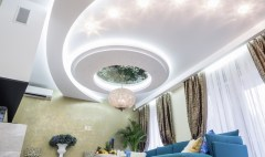 Pop False Ceiling Designs Latest 100 Living Room Ceiling intended for ucwords]