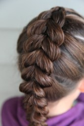 Princess Hairstyles For Toddlers New The Knitted Braid Tutorial in ucwords]
