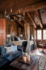 Rustic Bedroom Design Ideas Which Radiate Comfort in ucwords]