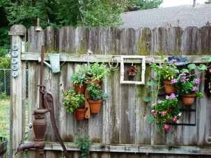 Rustic Garden Decor Ideas Inspira Spaces intended for [keyword