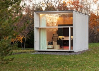 Shedworking Koda Moveable Pop Up Concrete Garden Offices inside [keyword