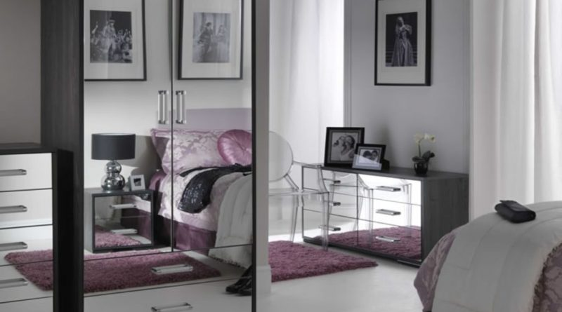 Solutions To Mirrored Bedroom Furniture House Of All Furniture within ucwords]