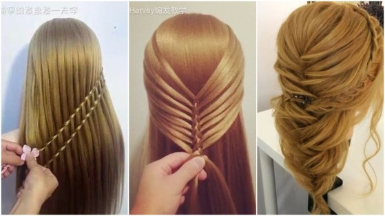 The Most Newest And Top Hairstyle Tutorials For This Week Youtube regarding [keyword