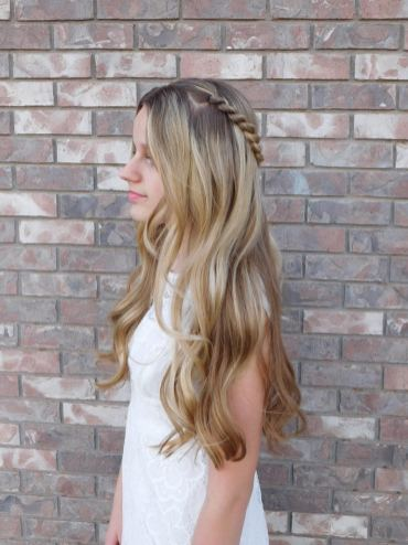 The Perfect Hairstyles For Church Time To Blossom for [keyword