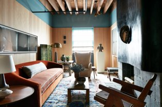 This Eclectic Living Room Is Designed To Perfection Airows in 31+ Dorable Eclectic Living Room
