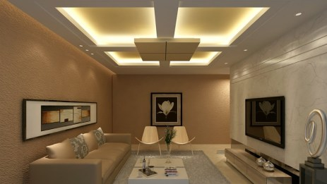 Top 20 False Ceiling Designs For Bedroom And Living Room regarding [keyword