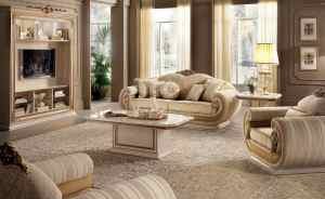 Tv Cabinet For Classic Living Room In Classic Style Idfdesign within 30+ Best Living Room Cabinets