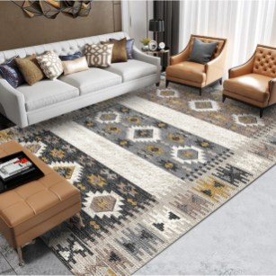 Us 3708 40 Offmorocco Style Carpet Livingroom Europe Carpet Bedroom Sofa Coffee Table Turkish Rug Study Room Floor Mat Home Decor Vintage Rugs In regarding [keyword
