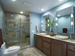 Vanity Lighting Hgtv for 29+ Perfect Bathroom Lighting