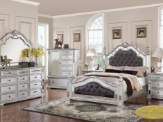 Venetian Mirrored Bedroom Furniture Shalom Venetian Mirror with regard to ucwords]