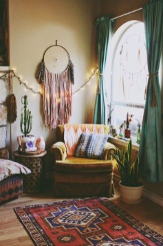 What Is Hot On Pinterest 5 Top Boho Bedroom Dcor for 13+ Bohemian Bedrooms That'Ll Make You Want To Redecorate Asap