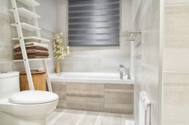 What Size Backer Board For Installing Tile Around A Tub Home inside 14+ How To Tile A Bathroom Floor With Plank Tiles