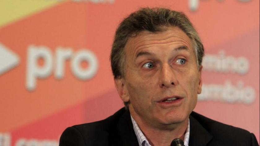 El Vice de Macri es... Peña