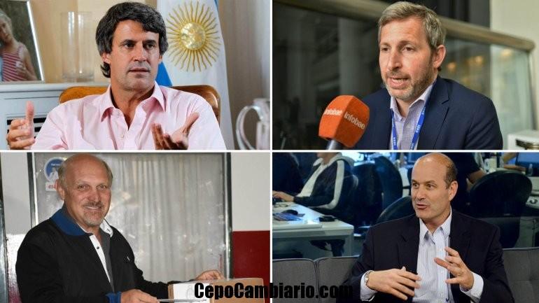 A las 17 hs daré una conferencia de prensa para anunciar los Ministros del futuro gabinete del Presidente Macri. La convocatoria a la conferencia de prensa fue realizada por el propio Marcos Peña a través de su cuenta de Twitter.