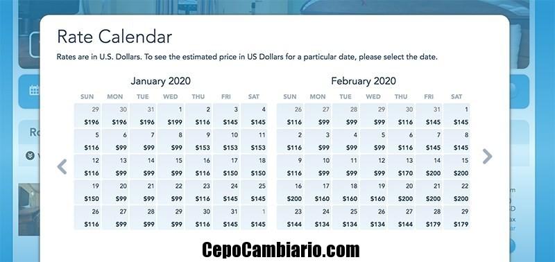 Disney 2020 cuánto cuestan los tickets en los parques temáticos con el nuevo aumento