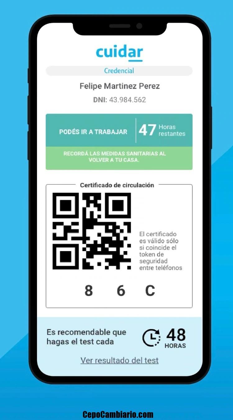 Se registraron problemas para renovar los permisos de circulación con la app CuidAr