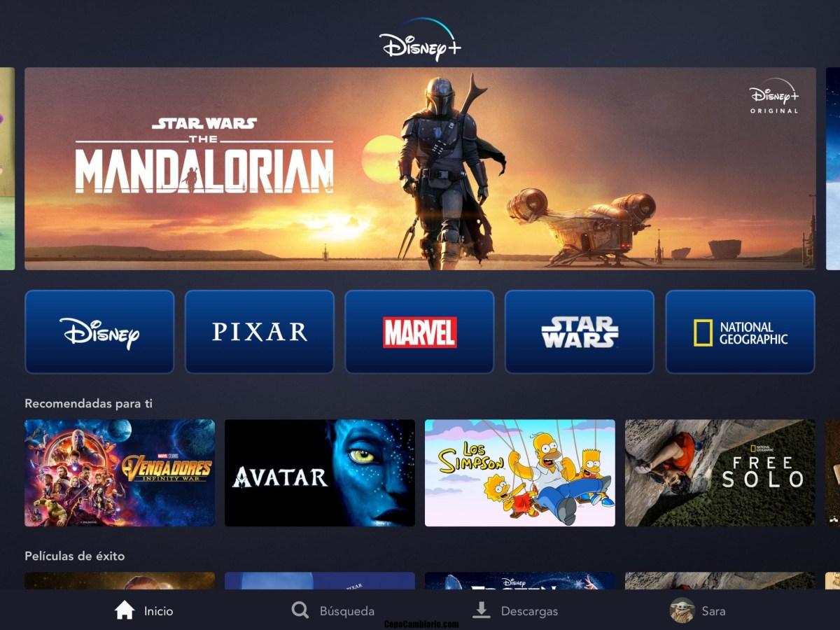 Cómo activar Disney+ en Flow y televisores