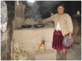 Cocinas Malenas  Centro de Promocin Rural Jess Mara