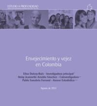 Portada Envejecimiento y vejez en Colombia