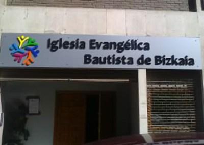 Iglesia Evangélica Bautista de Bizkaia
