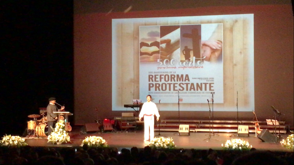 Resultado de imagen de Las iglesias protestantes en Bilbao
