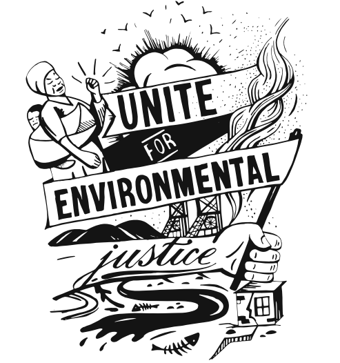 Activists rally for environmental justice in the mining