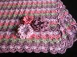 Interlocking Shell Baby Blanket - Cera Boutique