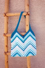 Beach Waves Bag - Cera Boutique