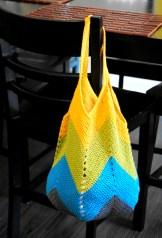 Solid Bottom Granny Bag - Cera Boutique 2016