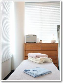 治療室内部|セラ治療院