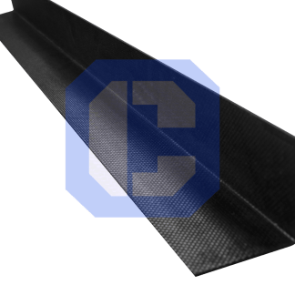 Carbon Fiber Composite L Channel from CeraMaterials