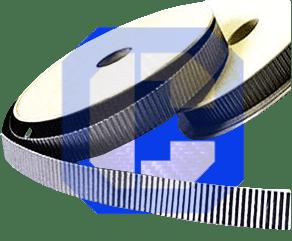 Graphite foil or grafoil crinkle cut tape from CeraMaterials