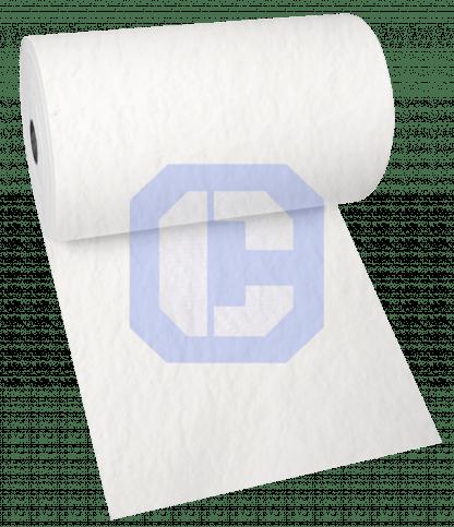 Binderless Ceramic Fiber Paper from CeraMaterials