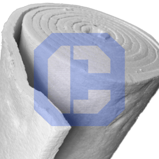 Zirconia Ceramic Fiber Blanket from CeraMaterials