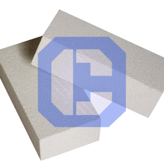 IN-23, 2300F Ceramic Fiber Brick from CeraMaterials
