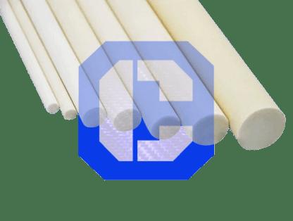 Sintered Alumina Rods from CeraMaterials