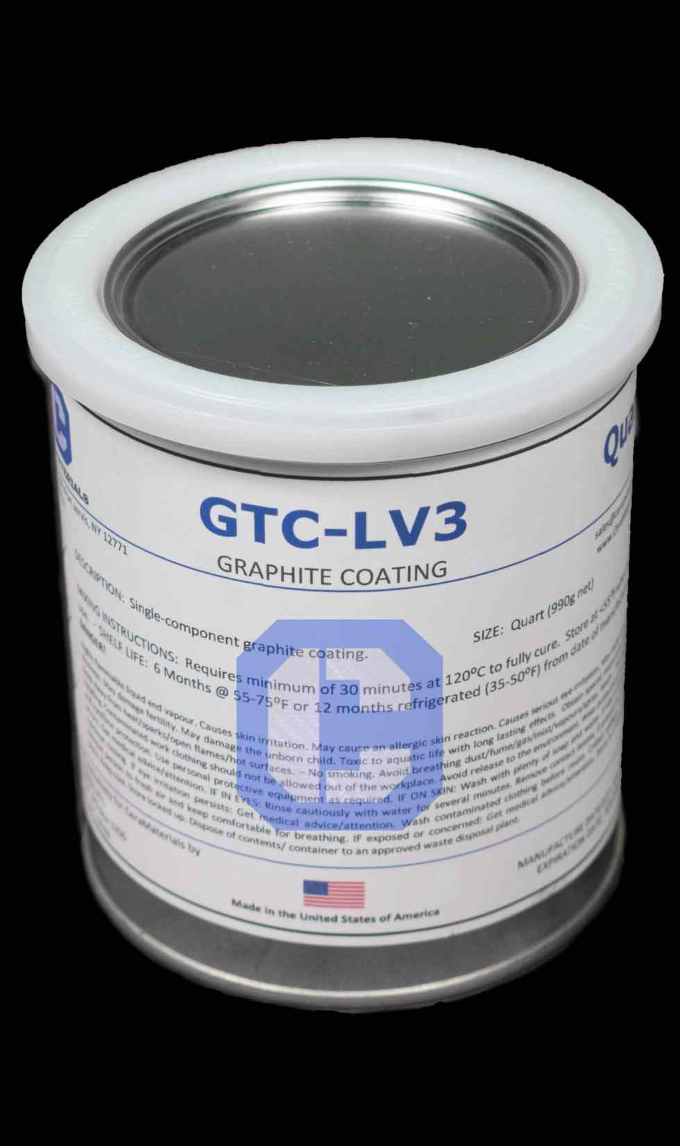 GTC-LV3 Graphite Coating from CeraMaterials