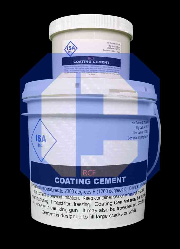 RCF Coating Cement