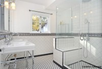 Decorative Tiles for Bathrooms;Modern or Spanish Deco Tiles